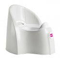 OK BABY Pasha Potty-White