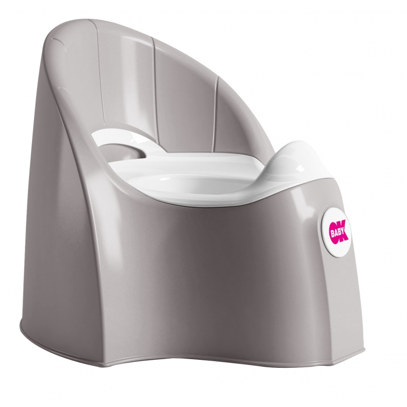 OK BABY Pasha Potty-Taupe