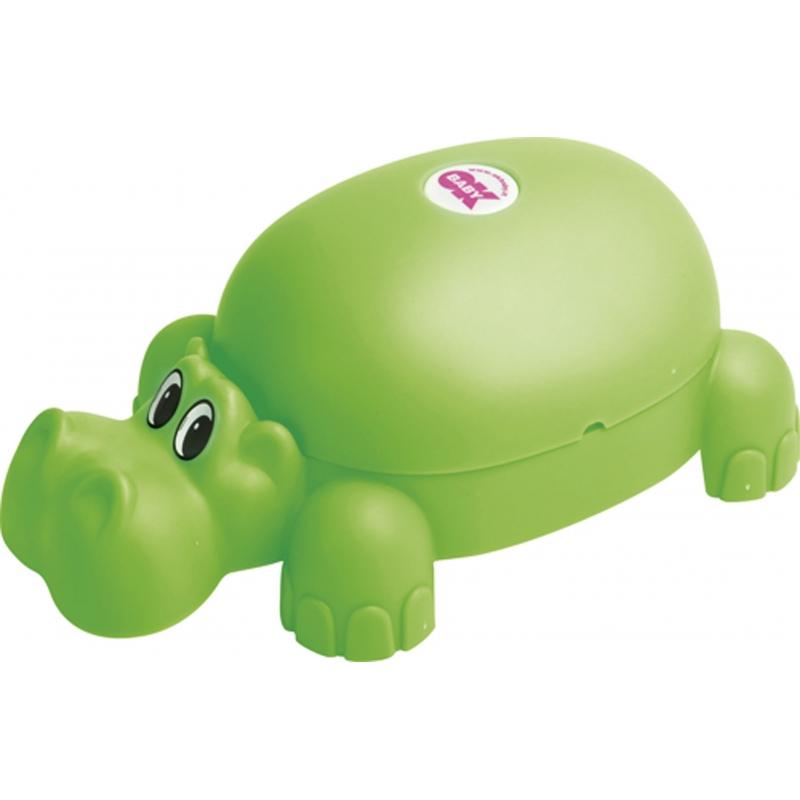 OK BABY Hippo Potty-Green
