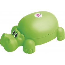 OK BABY Hippo Potty-Green