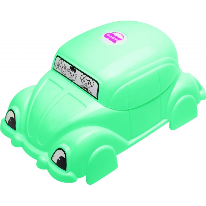 OK BABY Car Potty-Aqua