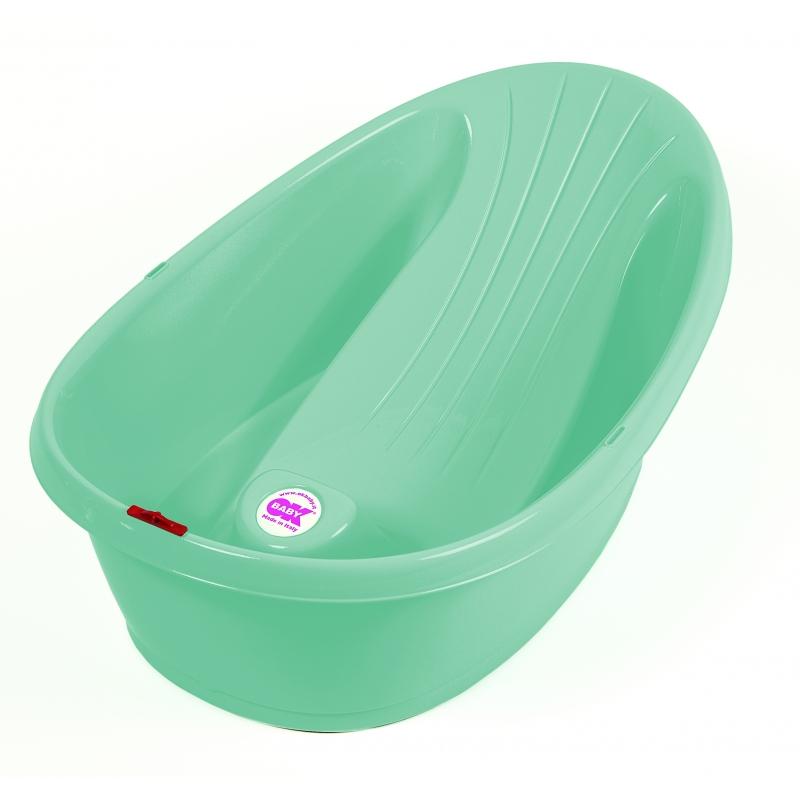 OK BABY Onda Baby Shower Bath-Aqua