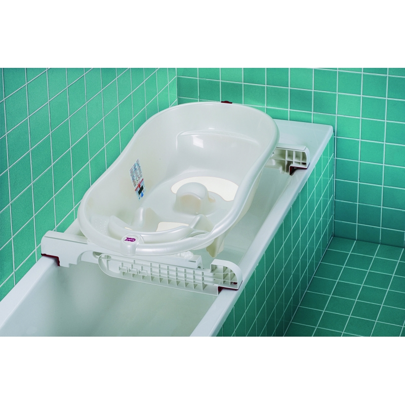 OK BABY Onda Support Bars For Baby Bath-White