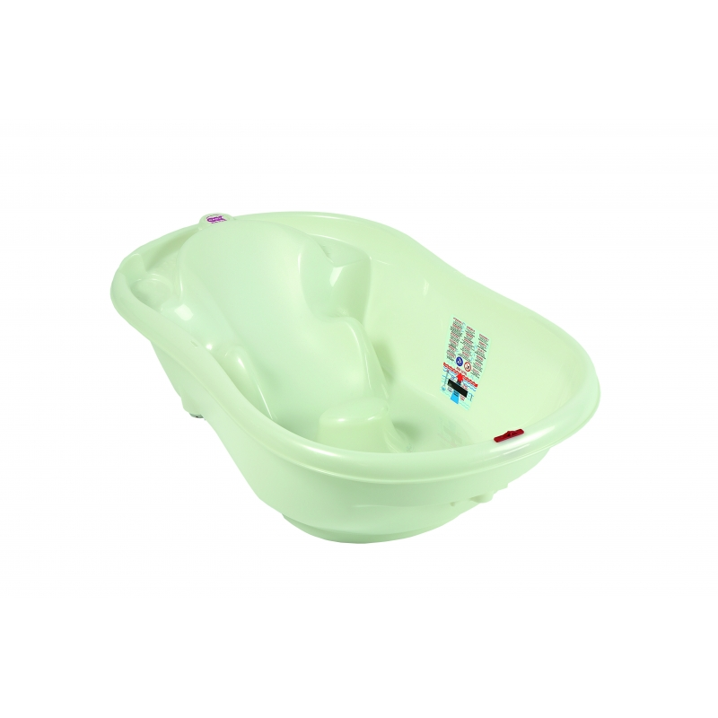 OK BABY Onda Baby Bath-White