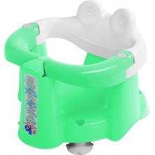 OK BABY Crab Opening Bath Seat-Aqua