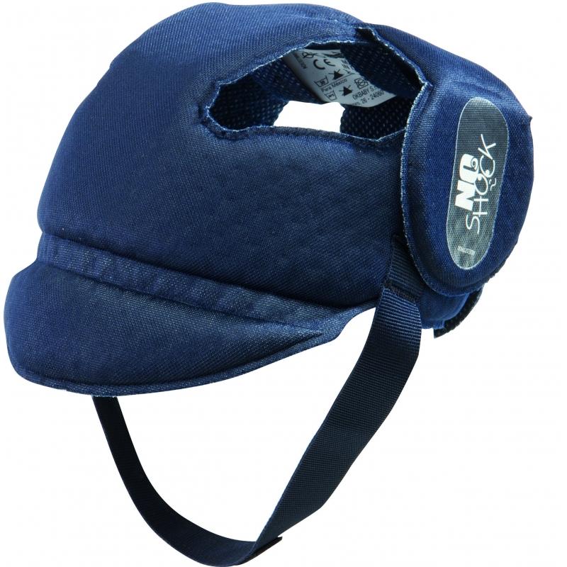 OK BABY No Shock Baby Helmet-Navy