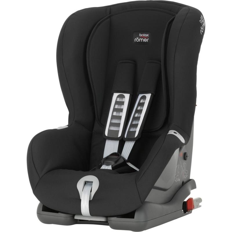 Britax Duo Plus ISOFIX Group 1 Car Seat-Cosmos Black (New)