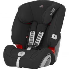 Britax Evolva 123 Plus Car Seat-Cosmos Black (New)