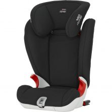 Britax Kidfix SL Group 2/3 Car Seat-Cosmos Black