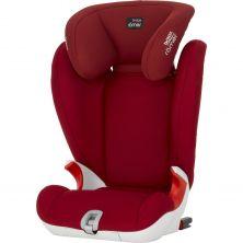 Britax Kidfix SL Group 2/3 Car Seat-Flame Red