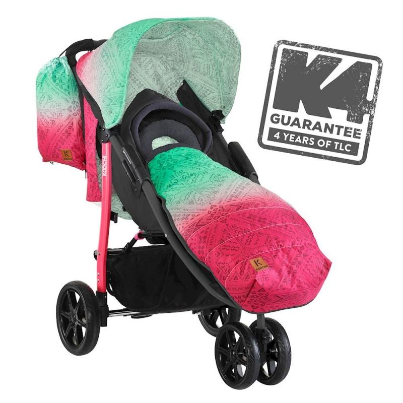 Koochi Pushmatic Stroller-Bali (New)