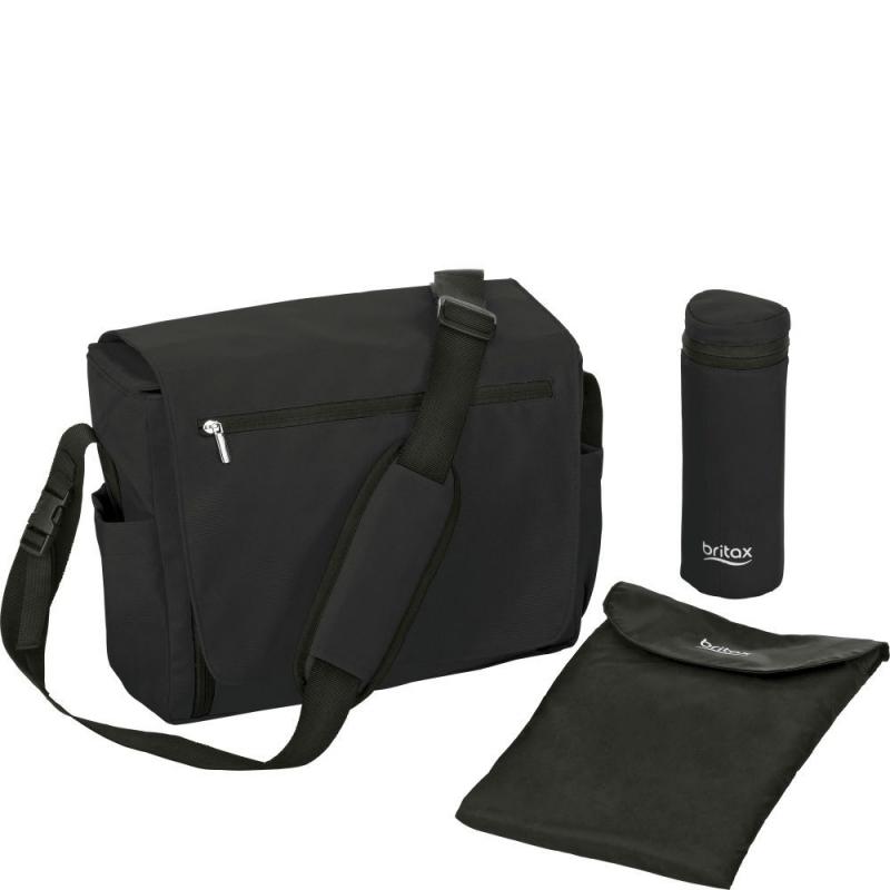 Britax Nursery Bag-Cosmos Black