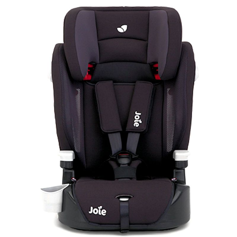 Joie Elevate Group 1/2/3 Car Seat-Two Tone Black