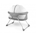 Inovi Cocoon Travel Cot-Grey