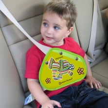 Bang On The Door Seat Belt Adjuster