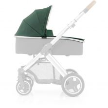 BabyStyle Oyster 2/Max Carrycot Colour Pack-Olive Green