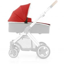 BabyStyle Oyster 2/Max Carrycot Colour Pack-Tango Red