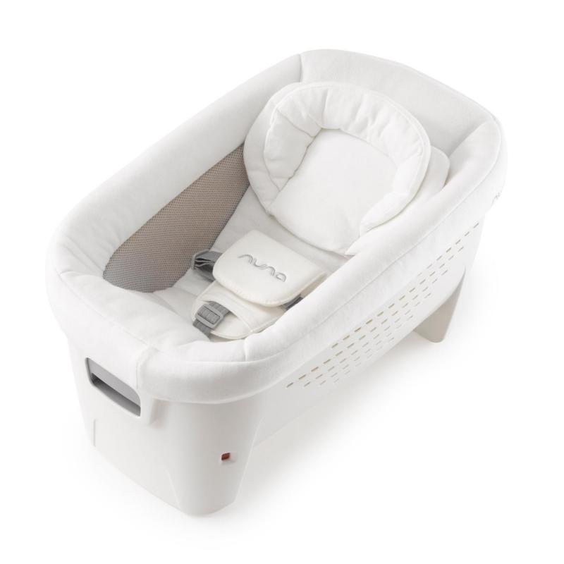 Zaaz Newborn Seat- White
