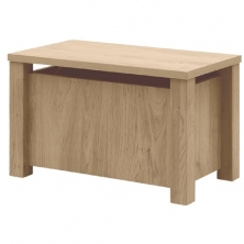 BabyStyle Bordeaux Toy Chest-Oak
