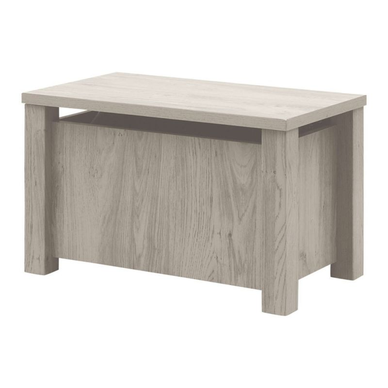 Image of BabyStyle Bordeaux Toy Chest-Ash