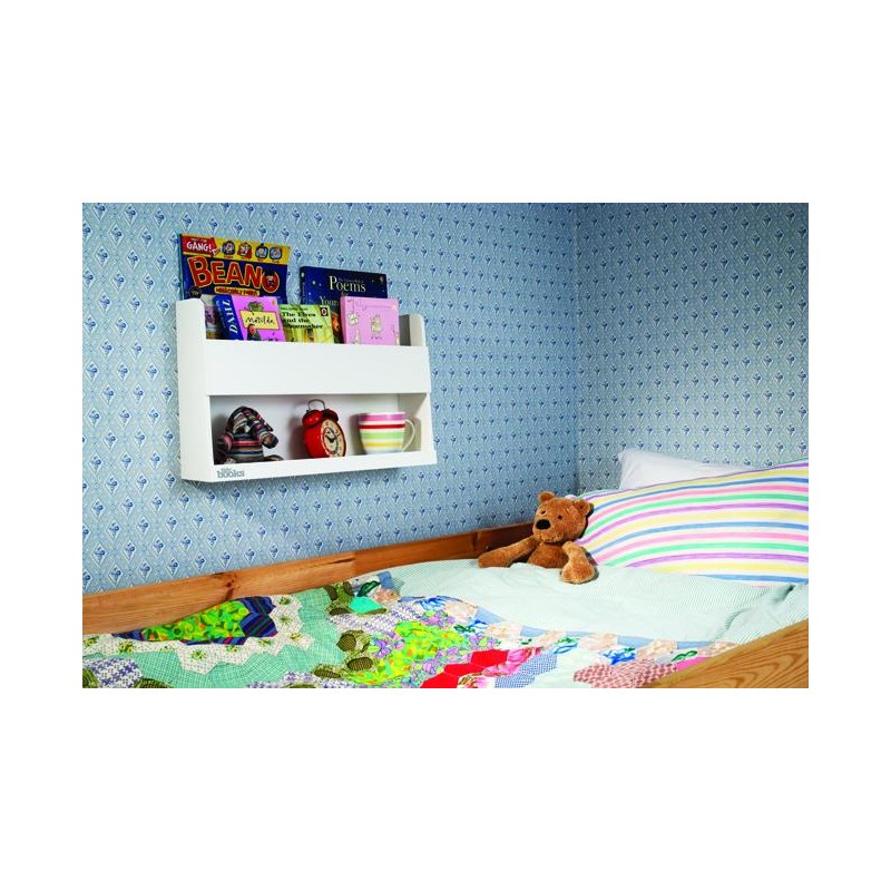 Tidy Books Bunk Bed Buddy-White