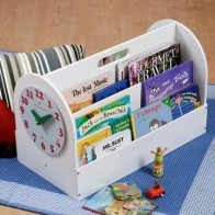 Tidy Books Tidy Box-White