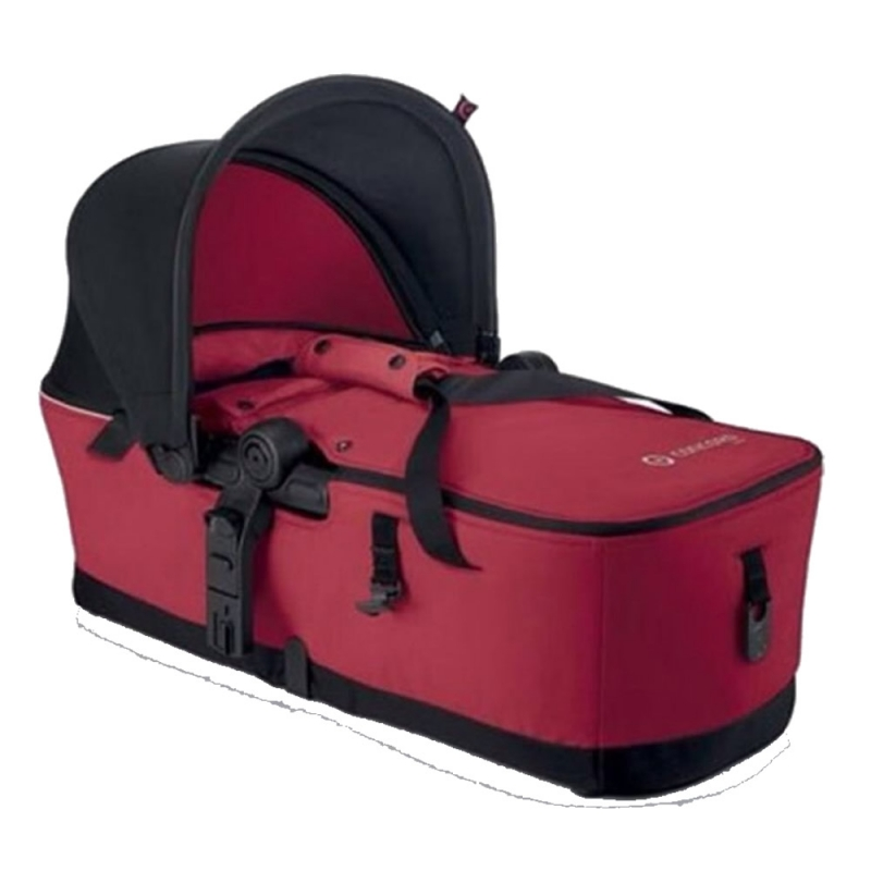 Concord Scout Folding Carrycot-Chilli**