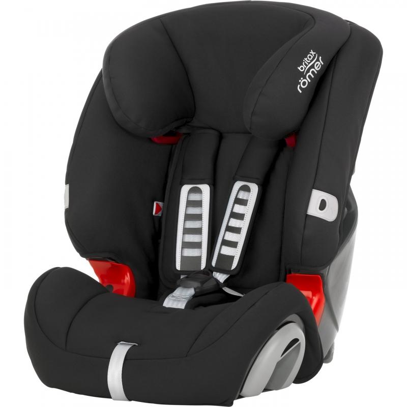 Britax Evolva 1-2-3 Car Seat-Cosmos Black