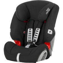Britax Evolva 123 Car Seat-Cosmos Black (New)