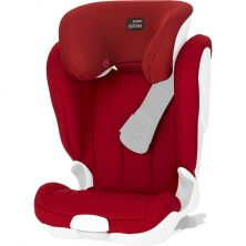 Britax Spare Covers for Kid XP/Kidfix XP SICT-Flame Red (New)