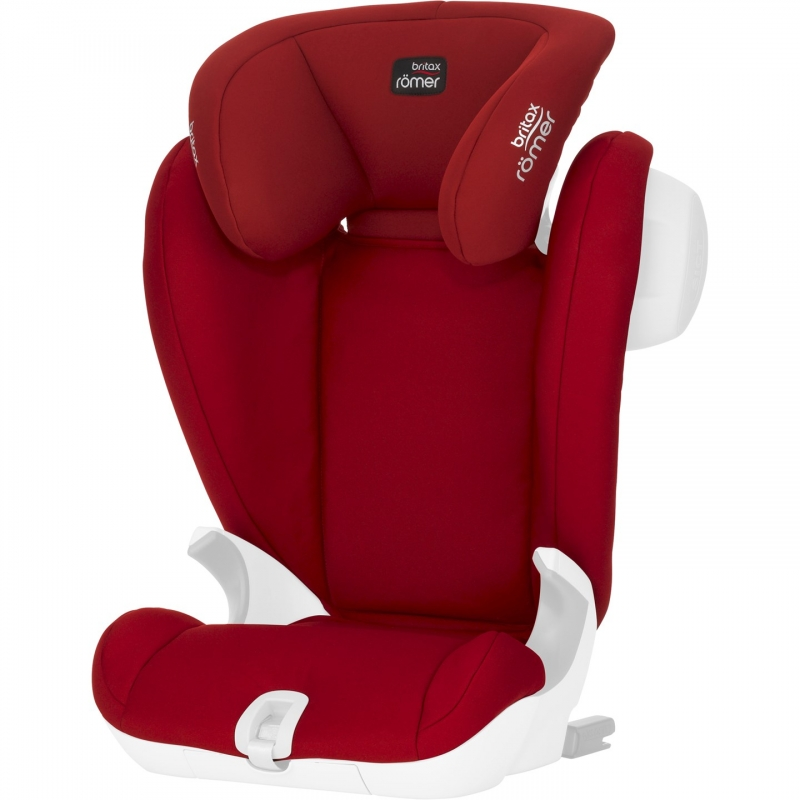 Britax Spare Covers for Kidfix SL/SICT-Flame Red