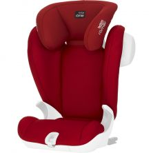 Britax Spare Covers for Kidfix SL/SICT-Flame Red (New)