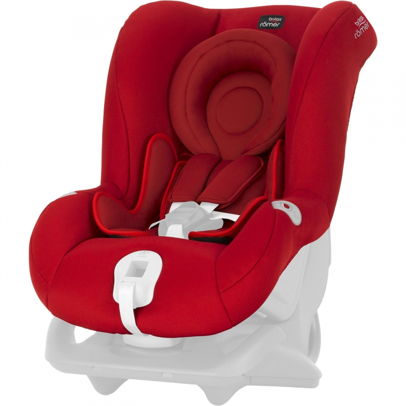 Britax Spare Covers for First Class Plus-Flame Red