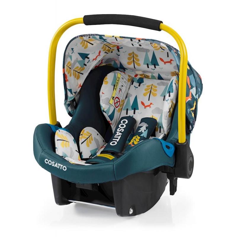 Cosatto Port 0+ Car Seat-Fox Tale (New)