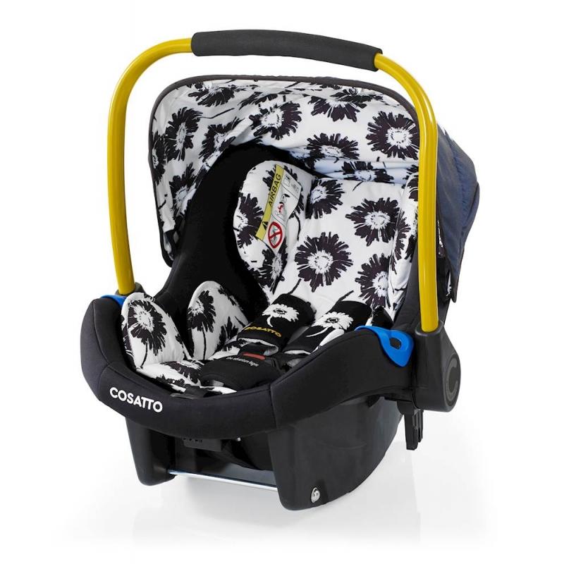 Cosatto Port 0+ Car Seat-Sunburst (New)