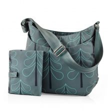 Cosatto Wow Changing Bag-Fjord (New)