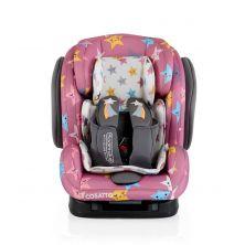 Cosatto Hug (5 Point Plus) 1/2/3 ISOFIX Car Seat-Happy Stars (New)