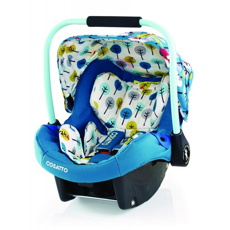 Cosatto Port 0+ Car Seat-My Space (New)