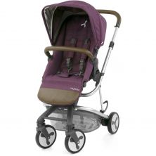 Babystyle Hybrid City Stroller-Wild Orchid