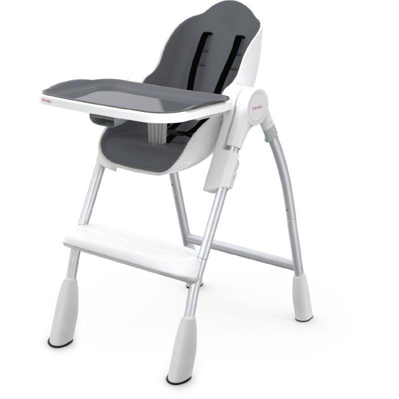 Oribel Cocoon Highchair-Slate