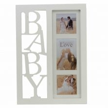 Little Ones Baby Collage Photo Frame