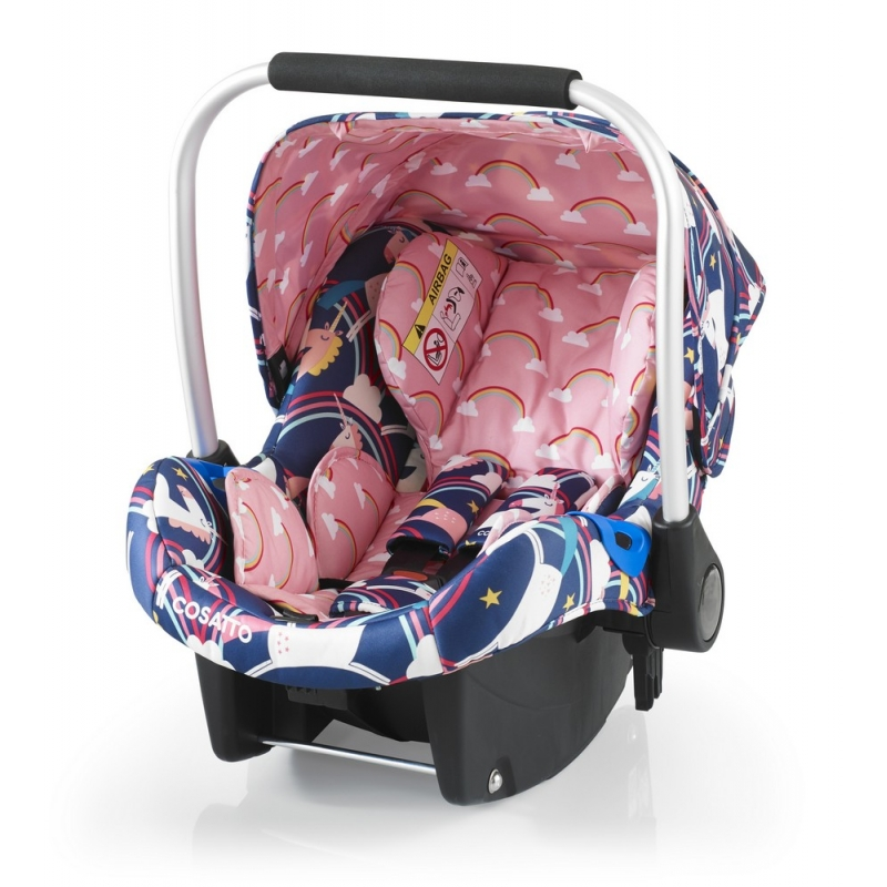 Cosatto Port 0+ Car Seat-Magic Unicorns (New)