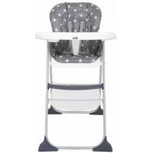 Joie Mimzy Snacker Highchair-Twinkle Linen (New)