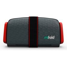 Mifold The Grab And Go Booster Seat-Slate Grey