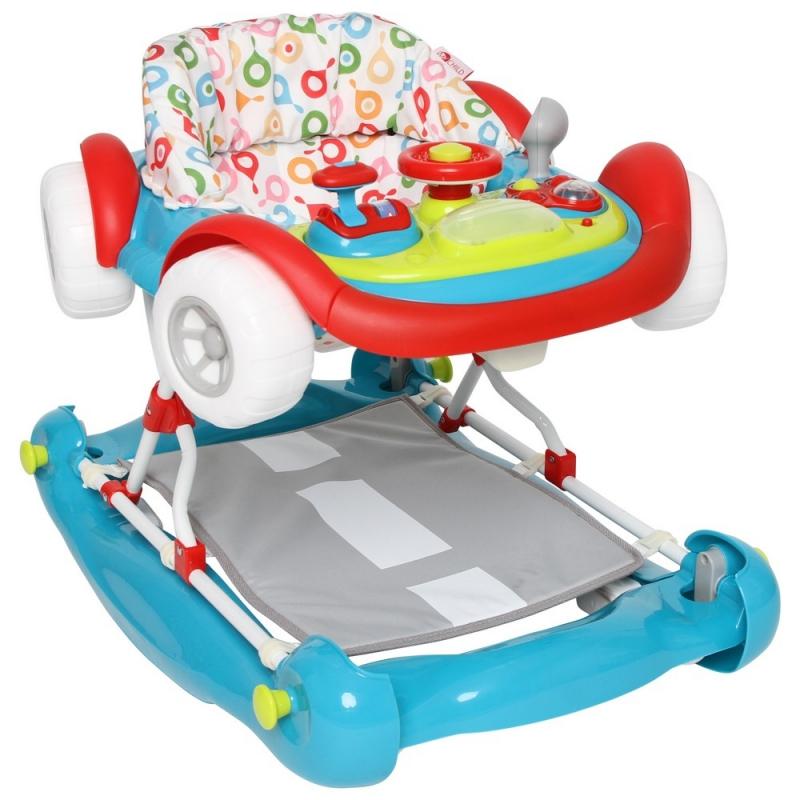 My Child Coupe Rocker/Walker-Multi