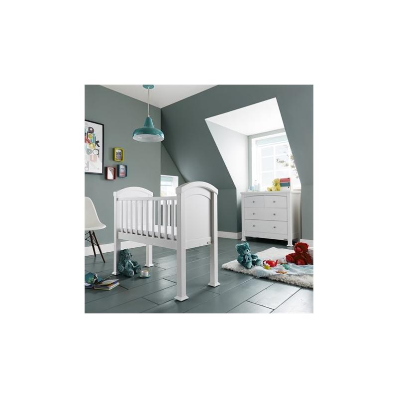 Izziwotnot Tranquility Crib-White