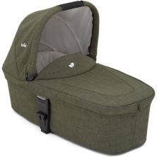 Joie Chrome DLX Carrycot-Thyme (New)