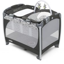 Joie Excursion Change & Bounce Travel Cot-Arrows (New)