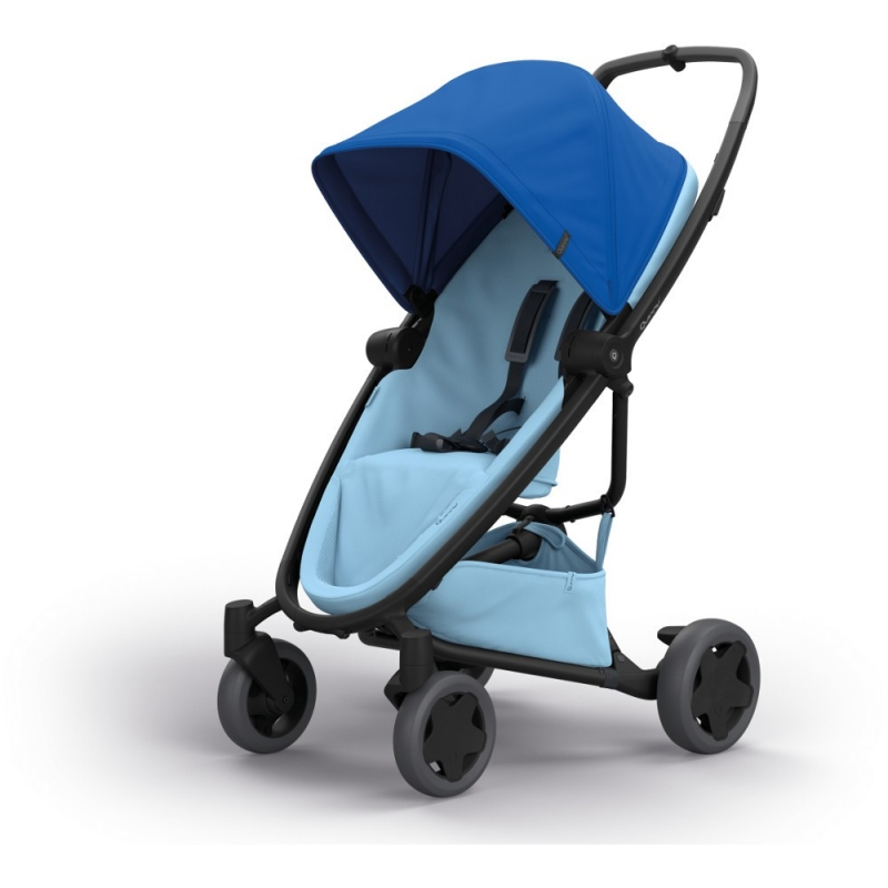 Quinny Zapp Flex Plus Stroller-Blue on Sky