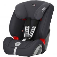 Britax Evolva 123 plus Car Seat-Storm Grey (New)